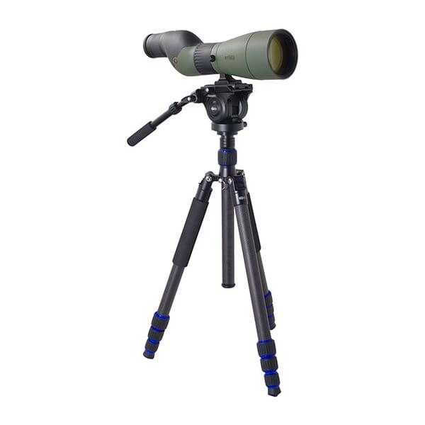 Meopta MeoPro HD80 Straight Spotting Scope, Carbon Fiber Tripod Kit, w/20x-60x zoom 653520
