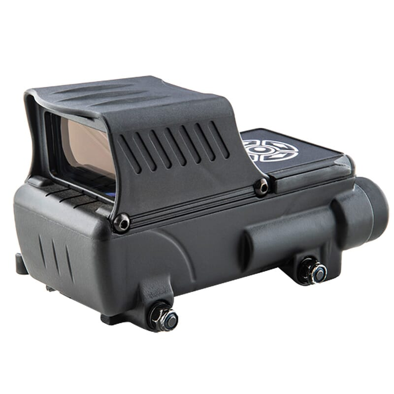 Meprolight FORESIGHT Augmented Multi-Reticle Red Dot Sight w/Cleaning Kit & Carrying Case 56855503