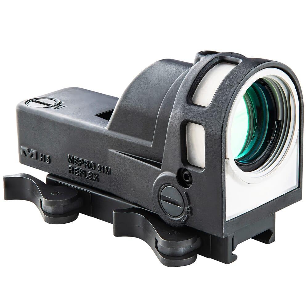 Meprolight M21 Open X Day/Night Tritium Illum Reflex Sight w/Picatinny Rail Adapter 0626610