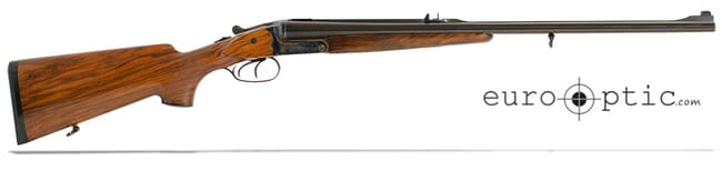 Merkel 140-2 SXS Safari Double Rifle 375 H&H -ejectors-Color Case-23.6 barrels-double triggers.  SN A750071