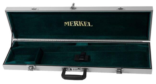 Americase hard trave case for Merkel Shotgun