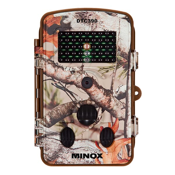 Minox DTC 390 Camo Trail Camera 60726