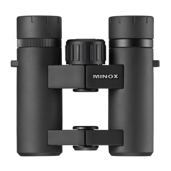 Minox BV 10x25 HD Binoculars w/ Comfort Bridge Housing 62060