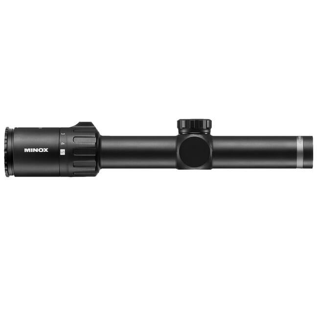 Minox 1-5x24 Illuminated German #4 Reticle 30mm Riflescope 10024