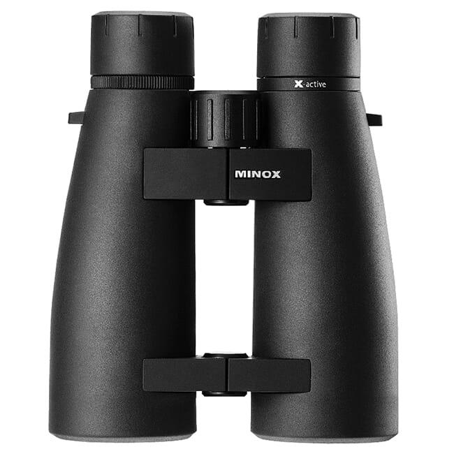 Minox X-Active 8 x 56 Binoculars with Comfort Bridge Housing 10020
