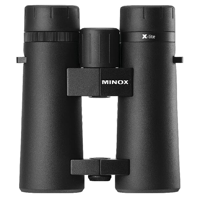 Minox X-Lite 10 x 42 Binoculars with Comfort Bridge Housing 10012