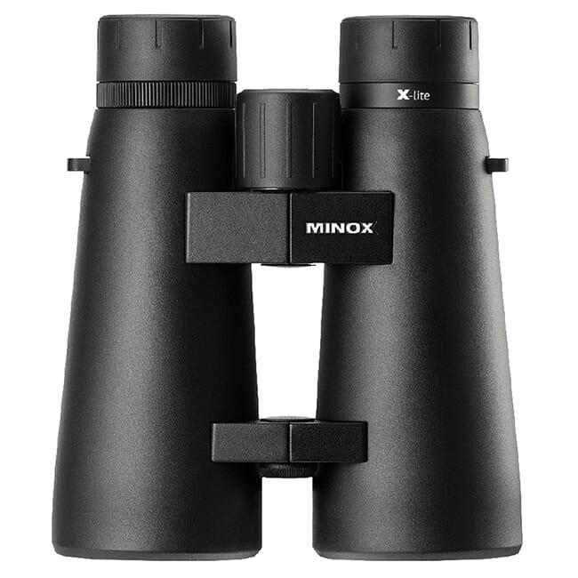 Minox X-Lite 8 x 56 Binoculars with Comfort Bridge Housing 10013