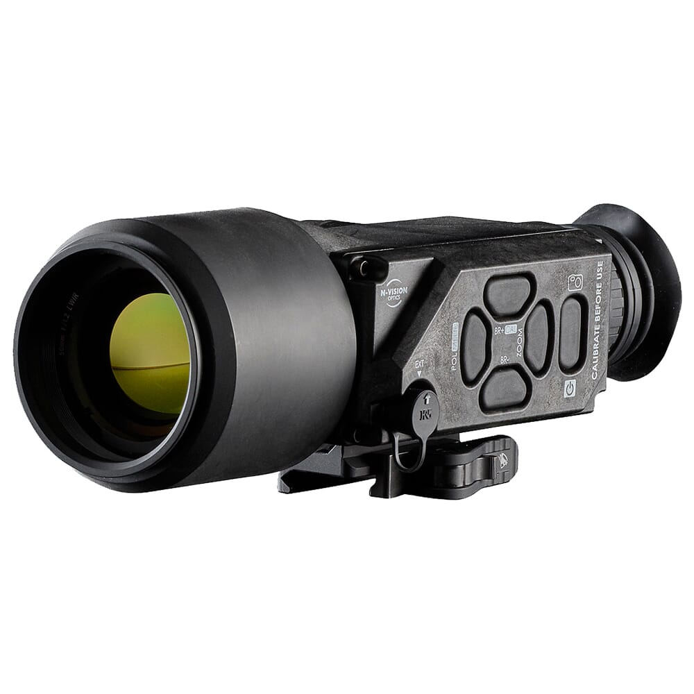 N-Vision Optics HALO-LR 640x480 Resolution 60hz 12um 50mm Lens Thermal Scope HALO-LR