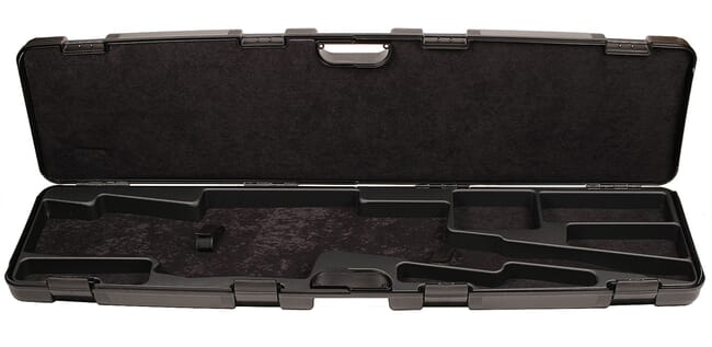 Negrini TacMcal or Scoped Bolt AcMon Rifle Case Tactical Style Black/Blue 1685ISY/5453