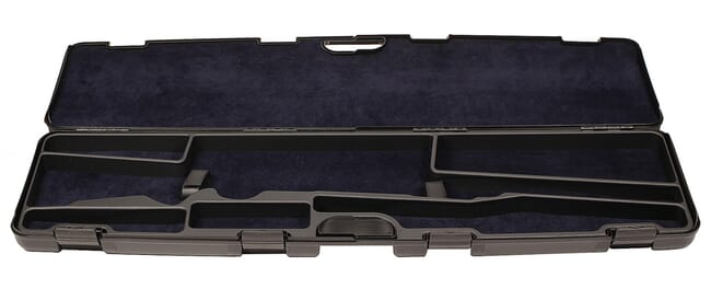 Negrini TacMcal or Scoped Bolt AcMon Rifle Case Bolt Black/Blue 1685ISY/5454