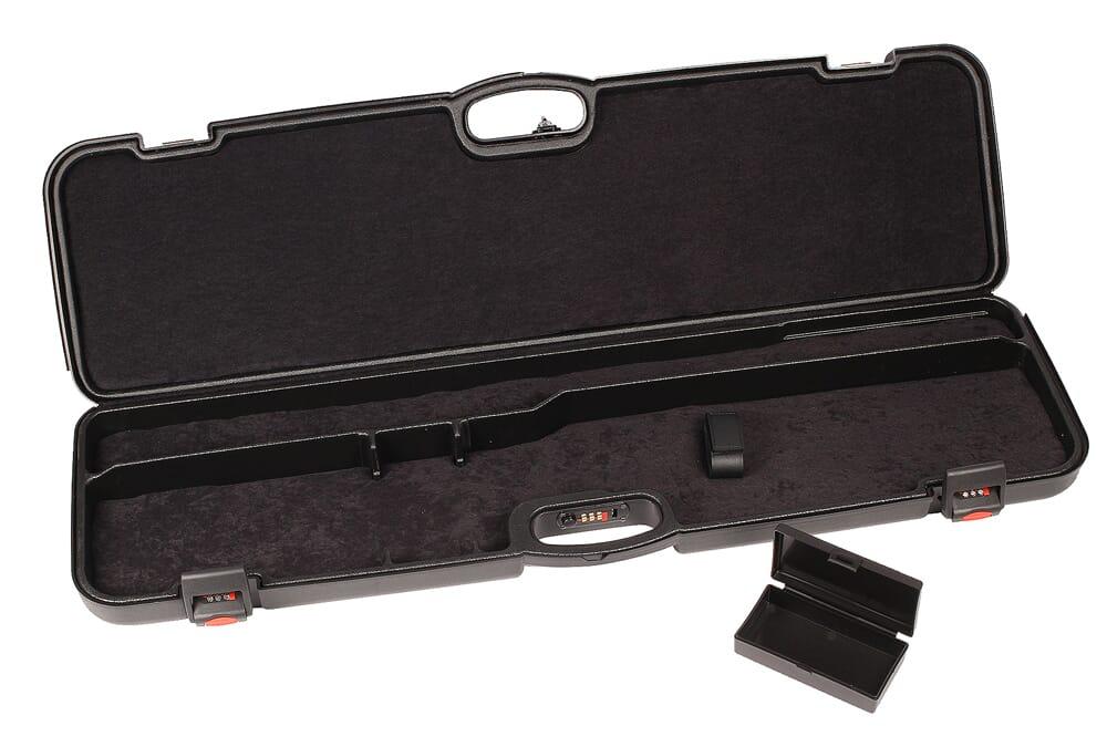 "Negrini One Gun 36"" Case Polypropylene Black/Black 1603I/5127"