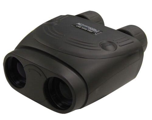Compact 7x40 LRF Binocular, 3000m, Speed Detector, Compass LRB3000PRO