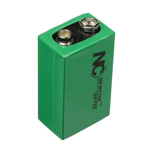 Newcon Lithium Non-Magnetic 9V battery for LRF mono- and binoculars Battery-9V