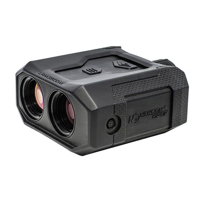 Newcon LRF Monocular, 3500m, MIL-SPEC, Bluetooth, FOS, compass, inclinometer, compatible with Kestrel 5700 Elite LRM3500M-35C