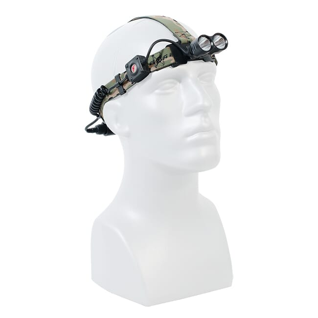 Night Eyes Green/White Dual Color Beam Headlamp Kit HL50-QG