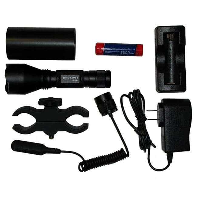 Night Eyes Green 250 yd Gun Light Kit GL-250G