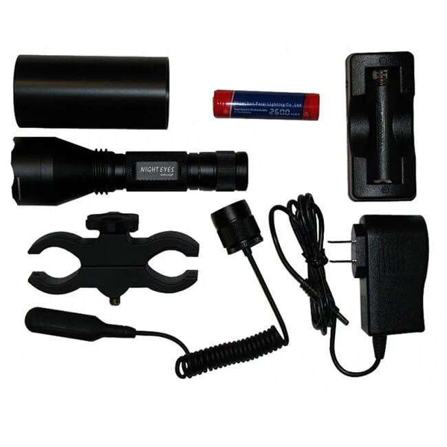 Night Eyes White 250 yd Gun Light Kit GL-250W