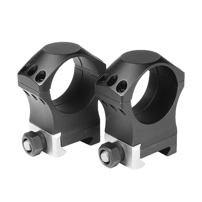 Nightforce 1.00 Medium 34mm Ultralite 6 bolt Ring Set A208 A208
