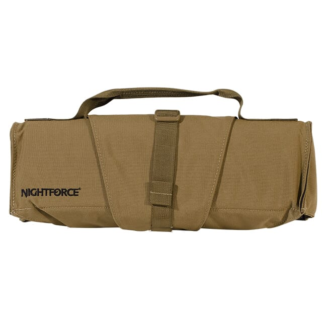 "Nightforce 15"" Coyote Brown Padded Scope Cover A444"