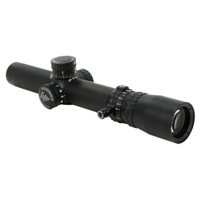 Nightforce NXS 2.5-10x24 ZeroStop Mil-R Riflescope C538
