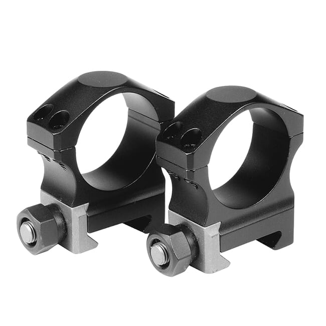 Nightforce 1.00 Medium UltraLite Ring Set A101