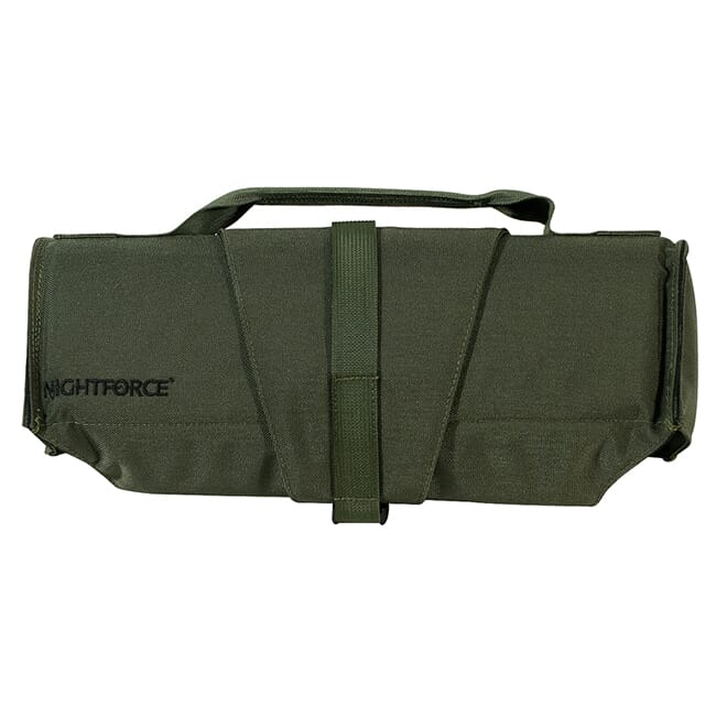 "Nightforce 15"" OD Green Padded Scope Cover A445"