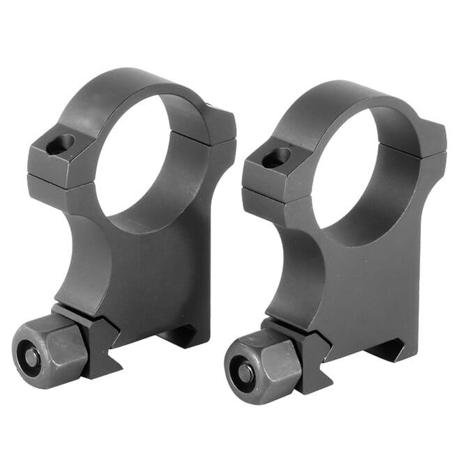 "Nightforce Standard Duty Ring Set - 30mm - 1.5"" Extra High A419 A419"