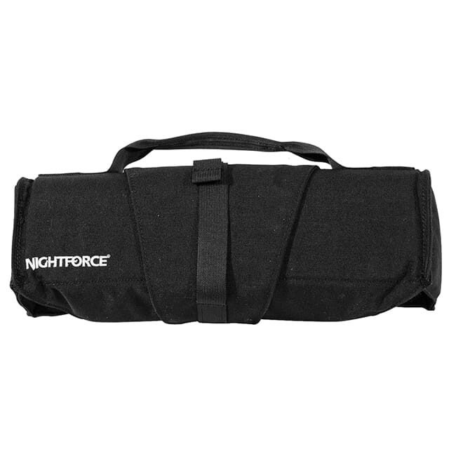 "Nightforce 15"" Black Padded Scope Cover A446"