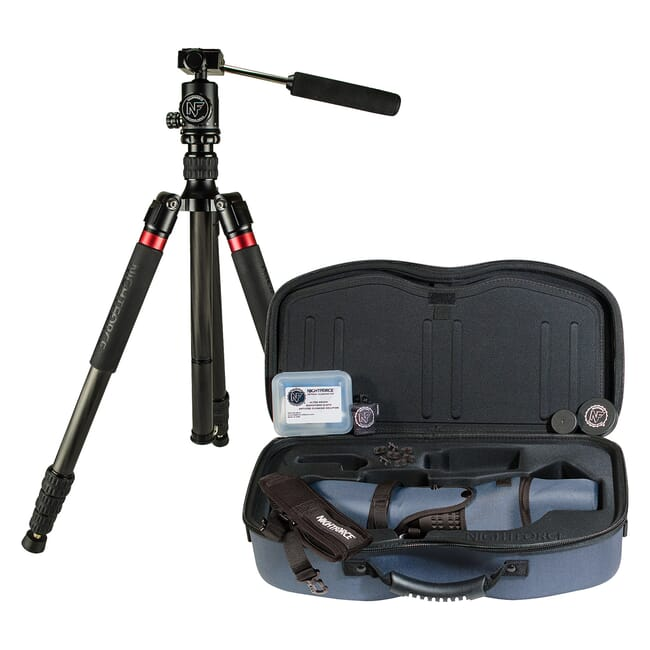 Nightforce TS-82  20-70x Straight Spotting Scope Kit SP500
