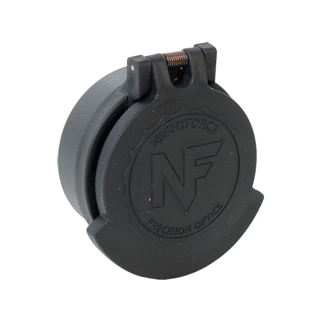 Nightforce Eyepiece Flip-up lens caps for BEAST, ATACR 25x F1 A467