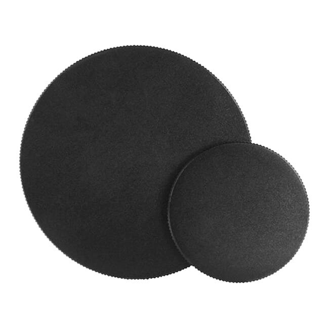 Nightforce Metal Lens Caps for Benchrest Models (Set) A127