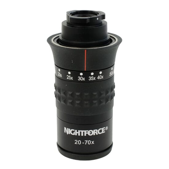 Nightforce TS-82 Spotter 20-70x Eyepiece A280