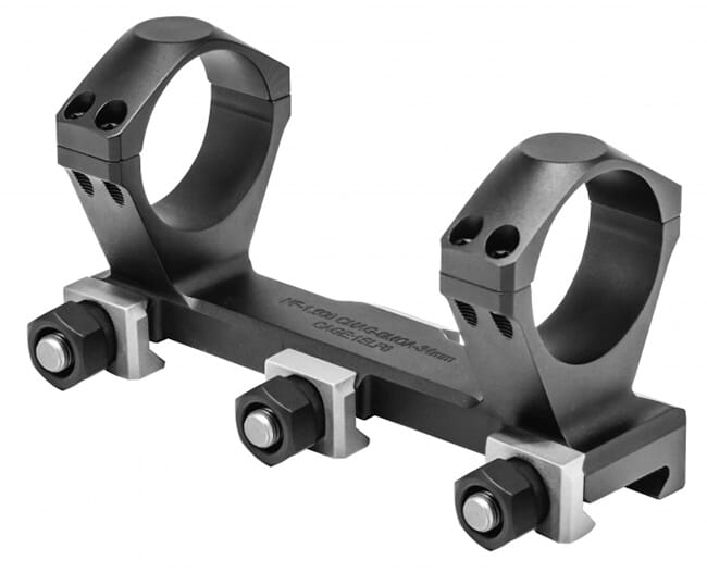 "Nightforce X-treme Duty UltraLite Unimount 1.5"" COMPACT MAG 0 MOA 34mm A361 A361"