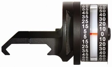 Nightforce Angle Degree Indicator with mount - LEFT HAND A120