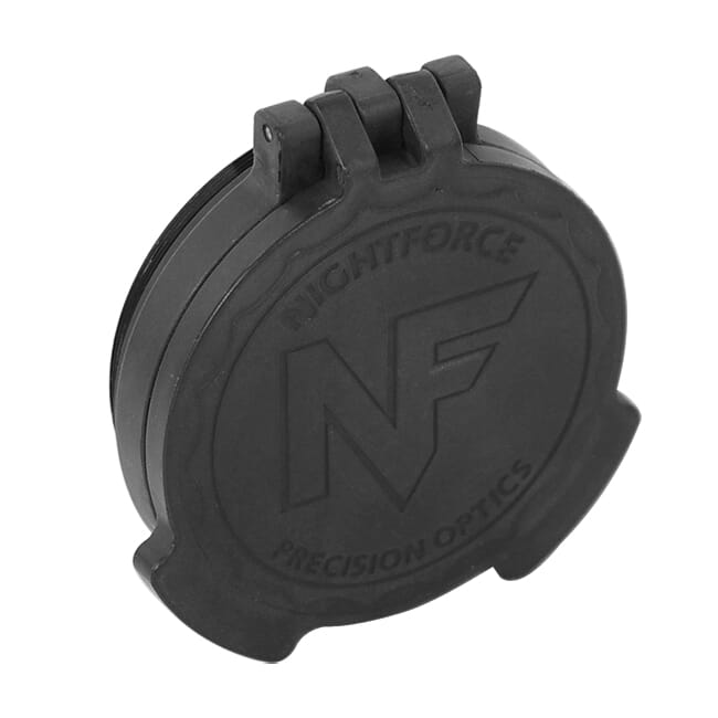 Nightforce Objective Flip-Up Lens Caps - 50mm ATACR A471