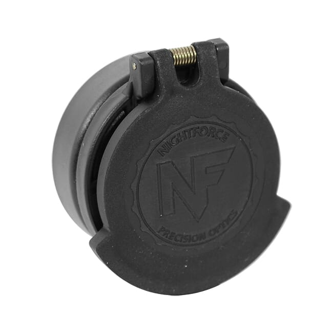 Nightforce Eyepiece Flip-Up Lens Caps - NX8 8x, NXS 4x A539