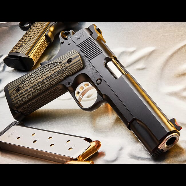 Nighthawk Signature Competition .45 ACP Pistol NH-HeinieSSCM45