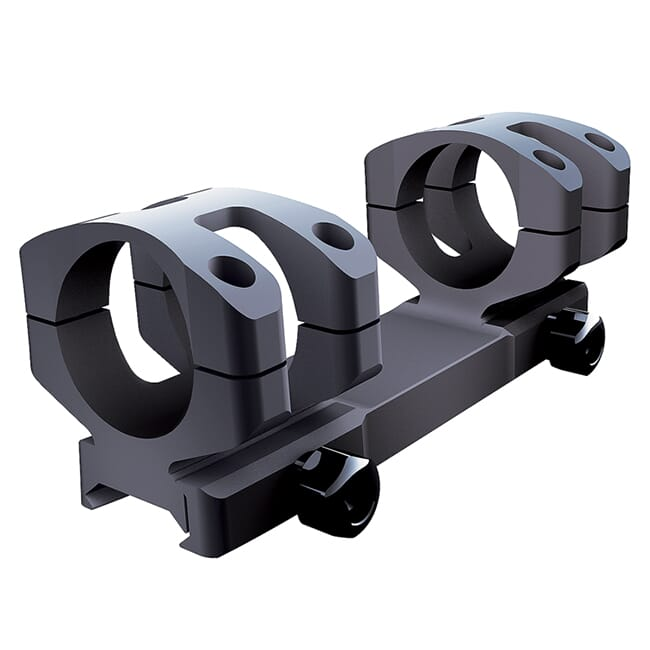 Nikon BLACK Precision 1 Piece Mount (30mm) - Medium Height 16406