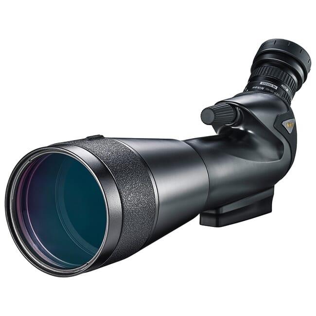 Nikon PROSTAFF 5 20-60x82mm Angled w/zoom Spotting Scope 6975