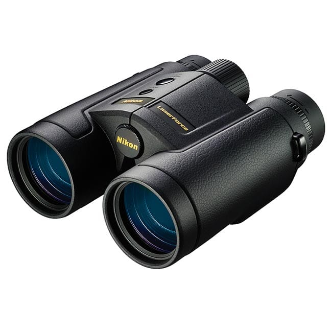 Nikon LaserForce 10x42 Rangefinding Binocular 16212