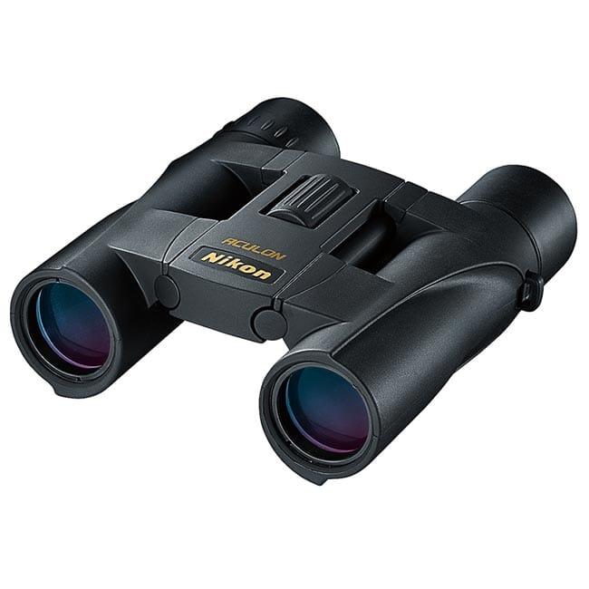 Nikon A30 10x25 BLACK Binocular 8263