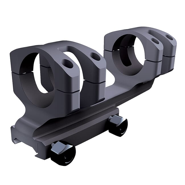 Nikon BLACK Cantilever 1 Piece Mount (30mm) - MSR Height (20 MOA Cant) 16405