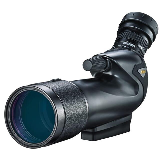 Nikon PROSTAFF 5 16-48x60mm Angled w/zoom Spotting Scope 6977