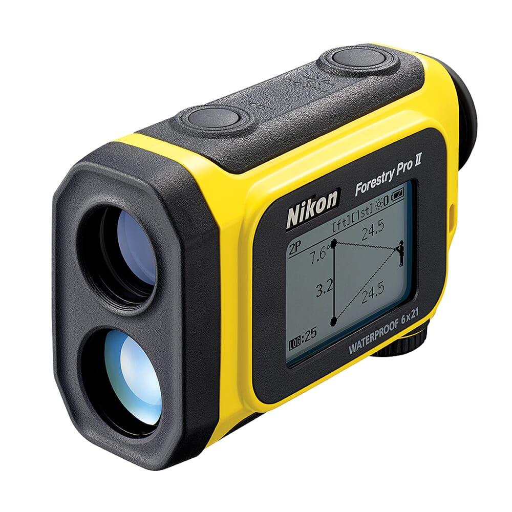 Nikon Laser Forestry Pro II Laser Rangefinder/Hypsometer 16703