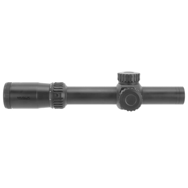 Nikon BLACK FORCE100 1-6x24 Matte IL FORCE-MOA Riflescope 16660