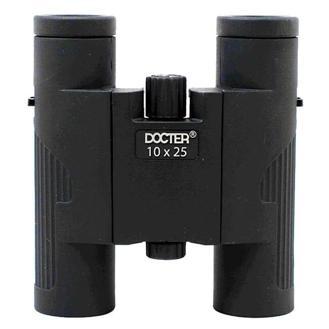Docter Optic Compact 10x25 Binocular Anthracite 50341