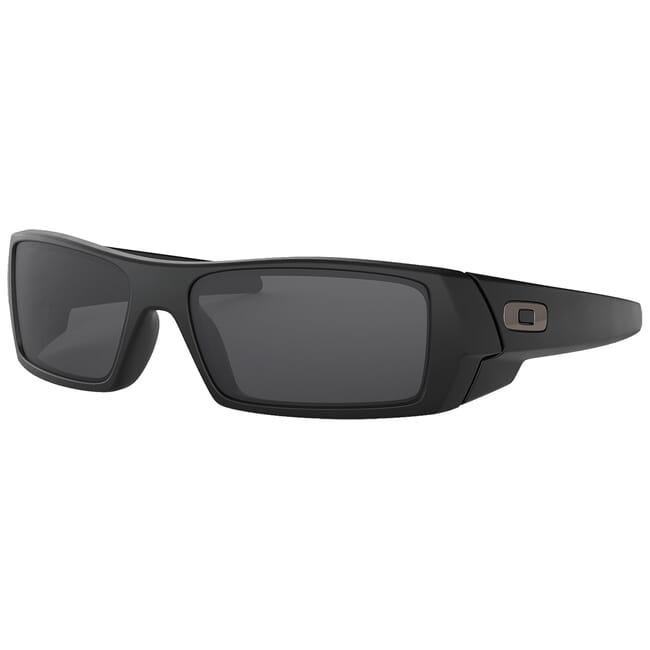 Oakley SI GasCan Matte Black w/Grey Lenses 03-473