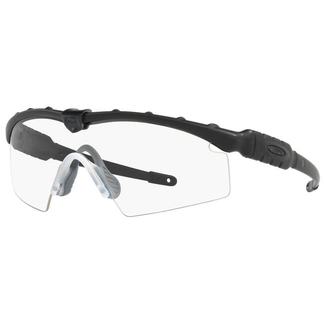 Oakley SI Ballistic M Frame 2.0 Black Strike w/Clear Lenses 11-139