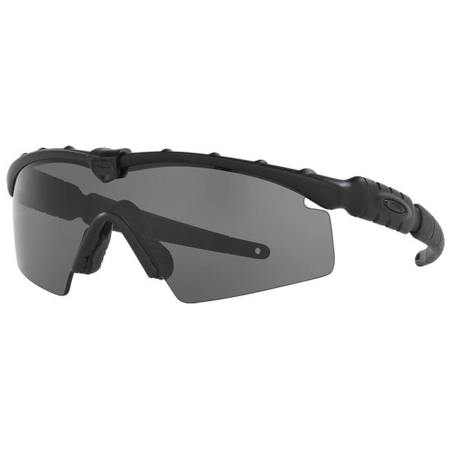 Oakley SI Ballistic M Frame 2.0 Black Strike w/Grey Lenses 11-140