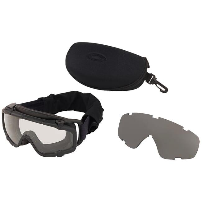 Oakley SI Ballistic Goggle w/Clear and Grey Lens Array 11-150
